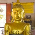 Half-Buried Buddha Wat Phra Tong
