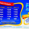 Disney World 2010 Tickets
