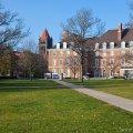 Altgelt Hall and Union UIUC
