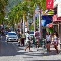 St Maarten. Philipsburg