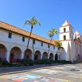 St.Barbara Mission, CA